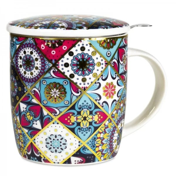 Set Teetasse Oriental
